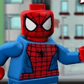 Игра Лего Человек-паук, помоги!