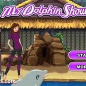Игра Выступает дельфин 3