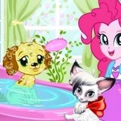 Игра Эквестрия Герлз Пони для девочек