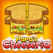 Игра Папа Луи 3: картошка фри