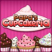 Игра Папа Луи: кексы