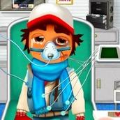 Игра Приключения в больнице