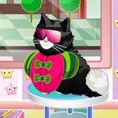 Игра Говорящий кот Том 7: одевалка
